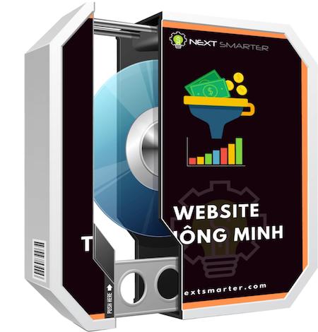 Website bán hàng thông minh