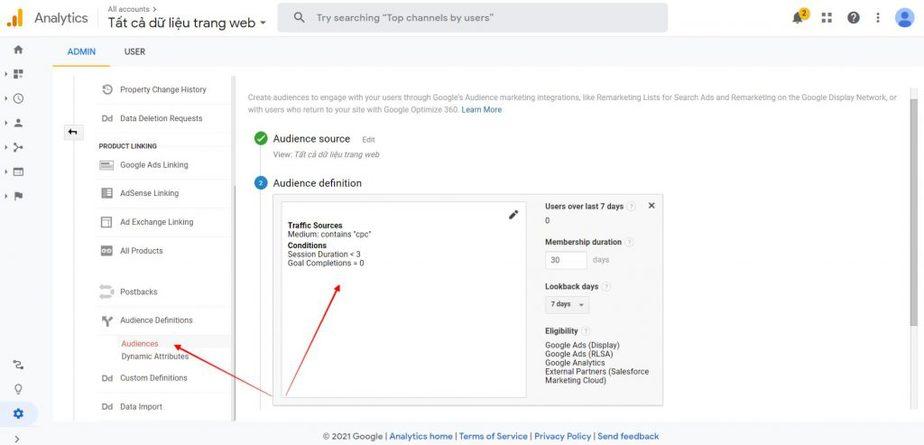 Chặn click ảo trong Adword